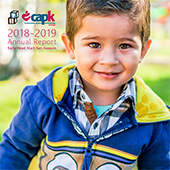 2018 -2019 Early Head Start San Joaquin