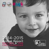 2014-2015 Head Start Annual Report