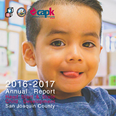 2016-2017 Early Head Start San Joaquin Annual Report